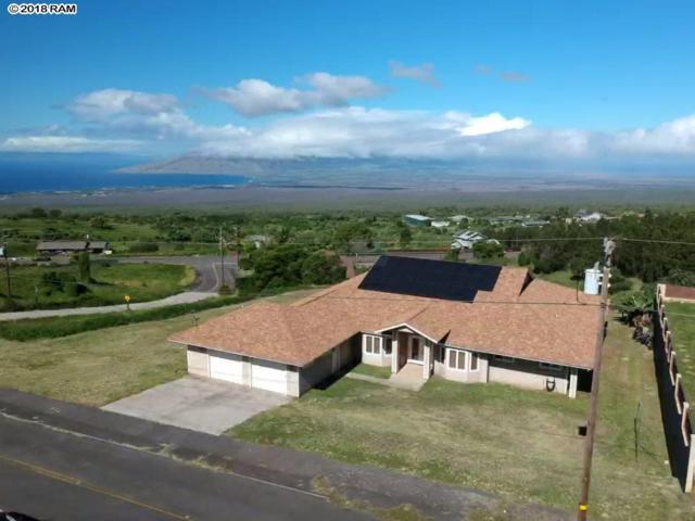 9 Kahilinaenae Pl, Kula, HI 96790 (MLS #380739) :: Elite Pacific Properties LLC