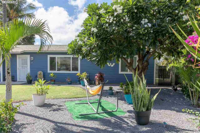 36 Kupalaiki Loop, Kihei, HI 96753 (MLS #380761) :: Elite Pacific Properties LLC