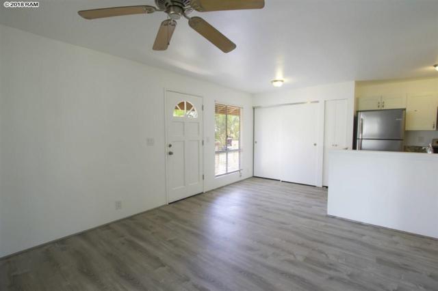 480 Kenolio Rd 21-205, Kihei, HI 96753 (MLS #380768) :: Elite Pacific Properties LLC