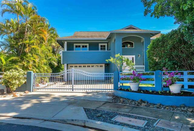 301 Wainohia Pl, Kihei, HI 96753 (MLS #380769) :: Elite Pacific Properties LLC