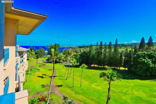 1 Ritz Carlton Dr #1811, Lahaina, HI 96761 (MLS #380780) :: Elite Pacific Properties LLC