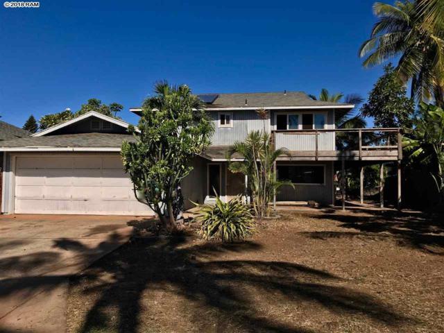 69 Iliwai Loop, Kihei, HI 96753 (MLS #380788) :: Elite Pacific Properties LLC