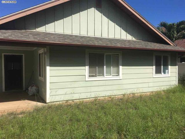 18 Henohea Pl, Kahului, HI 96732 (MLS #380792) :: Elite Pacific Properties LLC