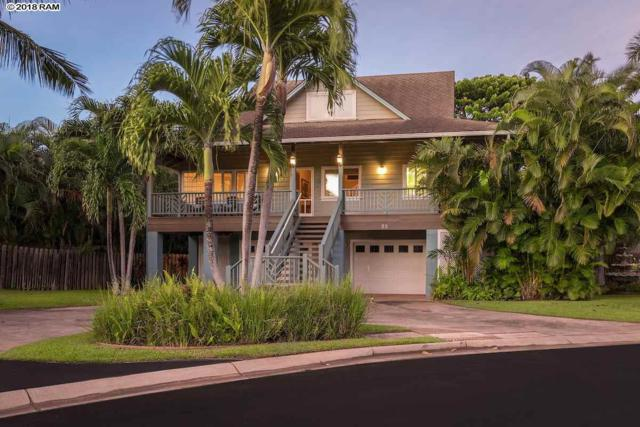23 Hua Nui Way, Lahaina, HI 96761 (MLS #380799) :: Maui Estates Group