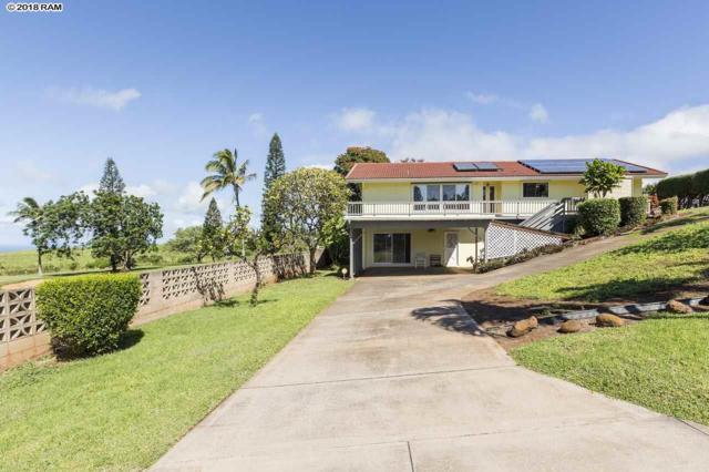350 Liliuokalani St, Pukalani, HI 96768 (MLS #380807) :: Elite Pacific Properties LLC