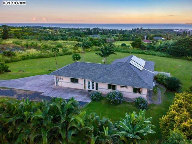 576 Luahoana Pl, Wailuku, HI 96793 (MLS #380811) :: Elite Pacific Properties LLC