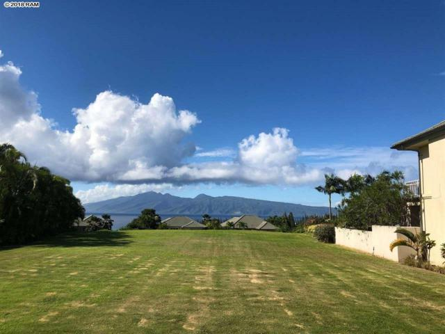 1004 Sunset Pl, Lahaina, HI 96761 (MLS #380819) :: Elite Pacific Properties LLC
