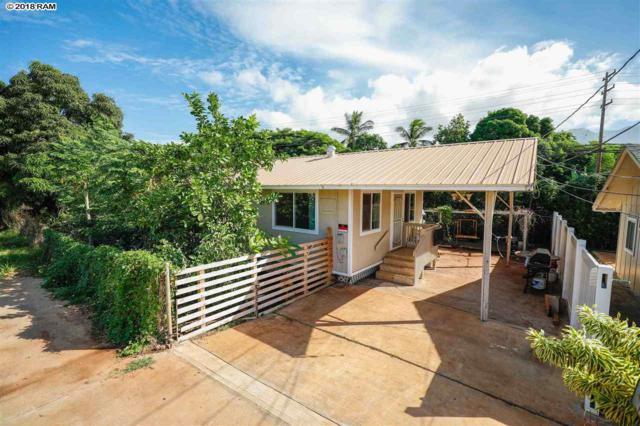 1328 Keao St #2, Lahaina, HI 96761 (MLS #380822) :: Elite Pacific Properties LLC