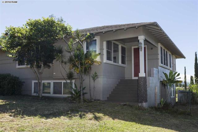 577 Omaopio Rd, Kula, HI 96790 (MLS #380824) :: Elite Pacific Properties LLC
