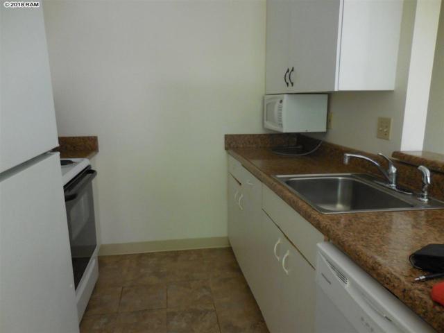 480 Kenolio Rd 21-105, Kihei, HI 96753 (MLS #380833) :: Elite Pacific Properties LLC