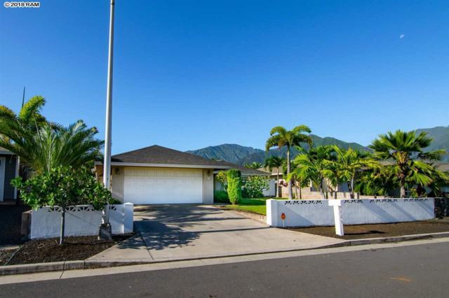 125 Kealohilani St, Kahului, HI 96732 (MLS #380842) :: Elite Pacific Properties LLC