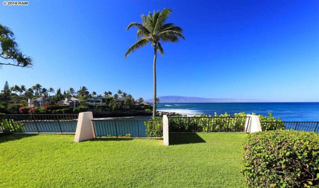 5295 Lower Honoapiilani Rd B21, Lahaina, HI 96761 (MLS #380845) :: Maui Estates Group