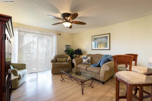 2747 S Kihei Rd A204, Kihei, HI 96753 (MLS #380857) :: Elite Pacific Properties LLC