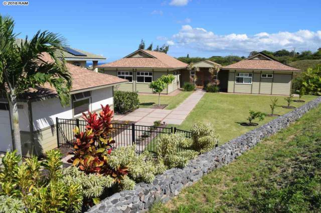 157 Keoneloa St, Wailuku, HI 96793 (MLS #380863) :: Elite Pacific Properties LLC
