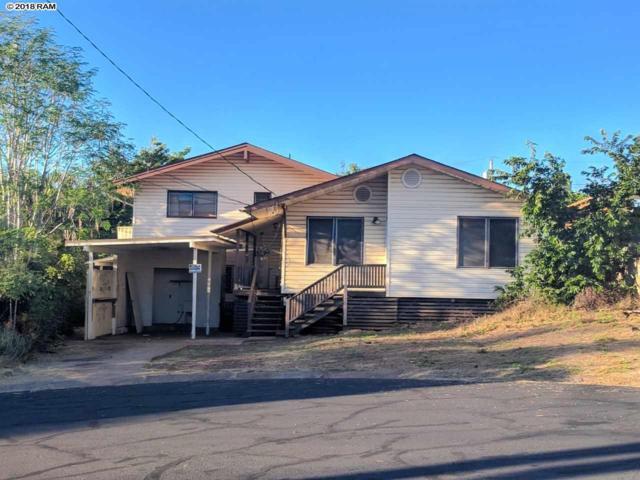 1375 Komohana Pl, Lahaina, HI 96761 (MLS #380868) :: Elite Pacific Properties LLC