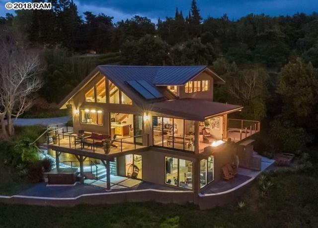 320 L. Kimo Rd, Kula, HI 96790 (MLS #380870) :: Elite Pacific Properties LLC