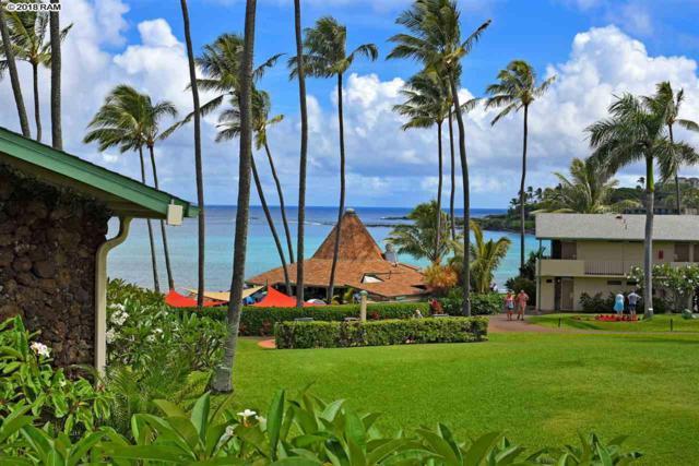 5315 Lower Honoapiilani Rd G260, Lahaina, HI 96761 (MLS #380873) :: Maui Estates Group
