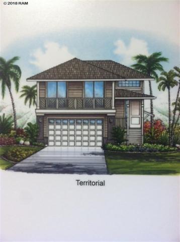 23 Halina St Lot 148A, Kahului, HI 96732 (MLS #380878) :: Elite Pacific Properties LLC
