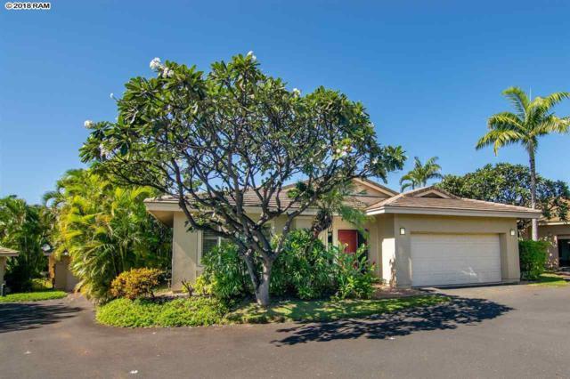 121 Kualapa Pl #21, Lahaina, HI 96761 (MLS #380889) :: Maui Estates Group