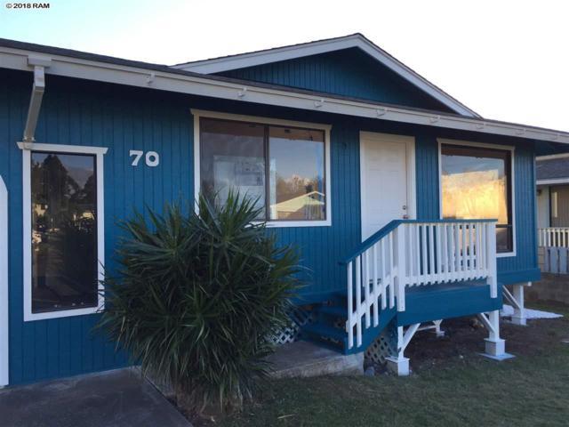 70 Koehana St, Makawao, HI 96768 (MLS #380890) :: Elite Pacific Properties LLC