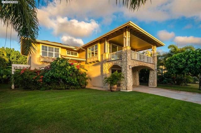 53 Moana Ave, Kihei, HI 96753 (MLS #380891) :: Maui Estates Group