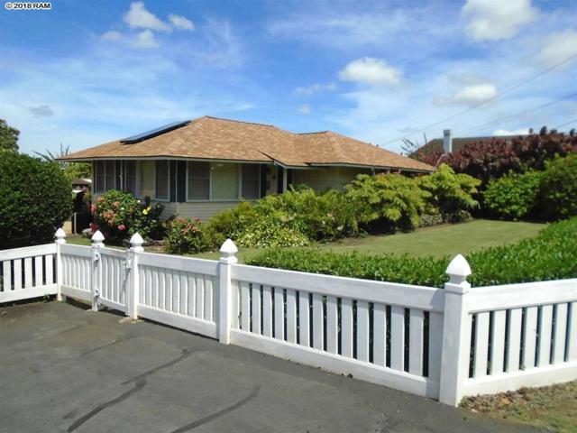 44 Kilakila Pl, Makawao, HI 96768 (MLS #380903) :: Elite Pacific Properties LLC