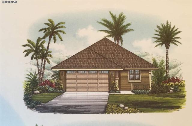 19 Halina St Lot 147-A, Kahului, HI 96732 (MLS #380905) :: Elite Pacific Properties LLC