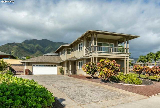 53 Koani Loop, Wailuku, HI 96793 (MLS #380914) :: Elite Pacific Properties LLC