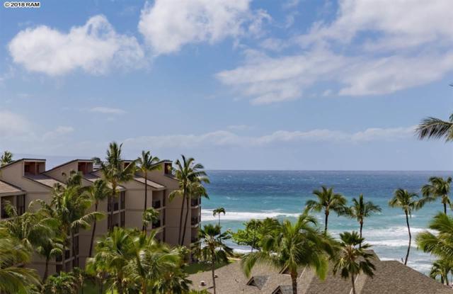 3445 Lower Honoapiilani Rd #615, Lahaina, HI 96761 (MLS #380921) :: Maui Estates Group