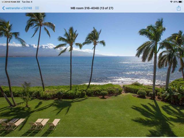 190 Hauoli Rd #316, Wailuku, HI 96793 (MLS #380929) :: Elite Pacific Properties LLC