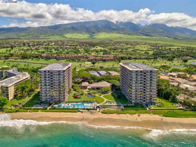 2481 Kaanapali Pkwy #724, Lahaina, HI 96761 (MLS #380950) :: Team Lally
