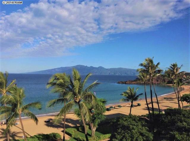 2481 Kaanapali Pkwy 608 G, Lahaina, HI 96761 (MLS #380953) :: Team Lally
