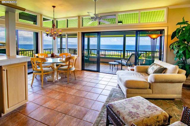 100 Ridge Rd 821-22, Lahaina, HI 96761 (MLS #380974) :: Team Lally