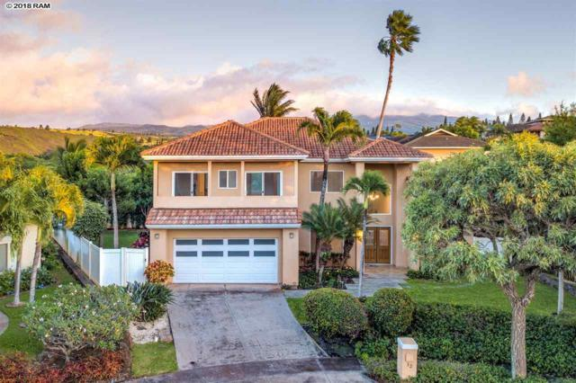 12 Areca Pl, Lahaina, HI 96761 (MLS #381036) :: Elite Pacific Properties LLC
