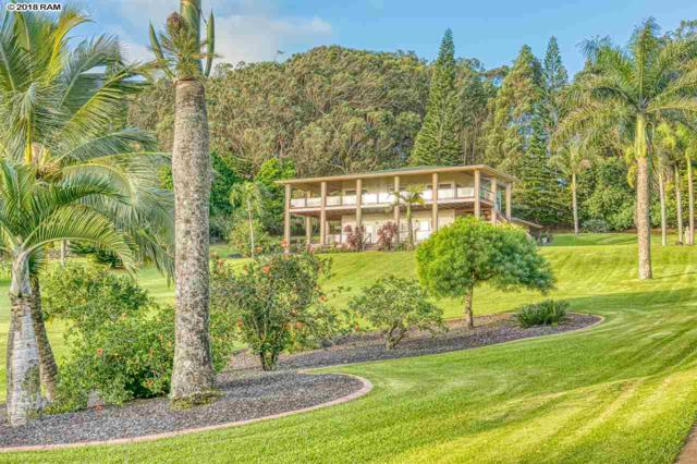 210 Heaaula St, Haiku, HI 96708 (MLS #381066) :: Elite Pacific Properties LLC