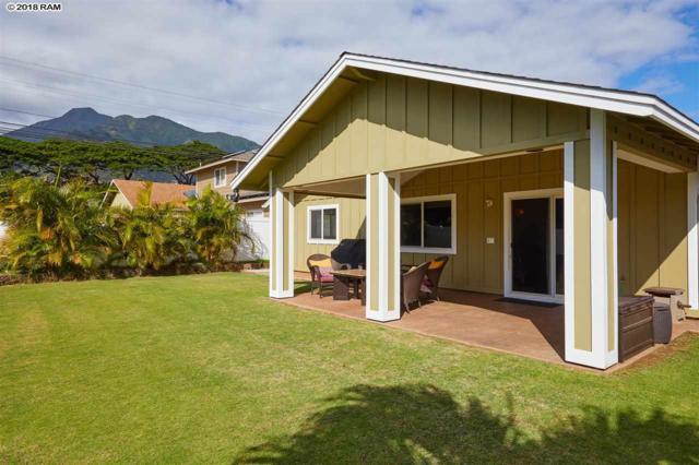 185 Kamahao Cir Lot 19, Wailuku, HI 96793 (MLS #381078) :: Elite Pacific Properties LLC