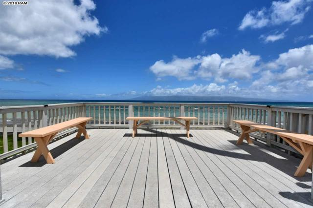 3559 Lower Honoapiilani Rd 3B, Lahaina, HI 96761 (MLS #381083) :: Elite Pacific Properties LLC