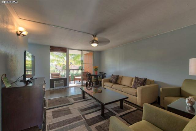 35 Walaka St P-202, Kihei, HI 96753 (MLS #381094) :: Elite Pacific Properties LLC