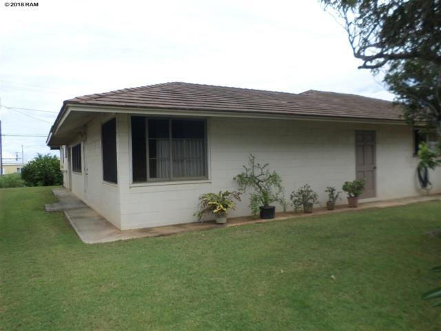 129 Kuula St, Kahului, HI 96732 (MLS #381122) :: Elite Pacific Properties LLC