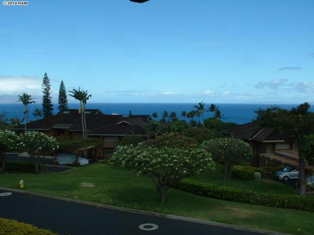 50 Puu Anoano St #1704, Lahaina, HI 96761 (MLS #381130) :: Maui Estates Group