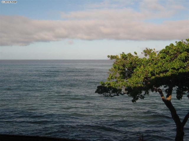 4471 L. Honoapiilani Rd #308, Lahaina, HI 96761 (MLS #381137) :: Maui Estates Group