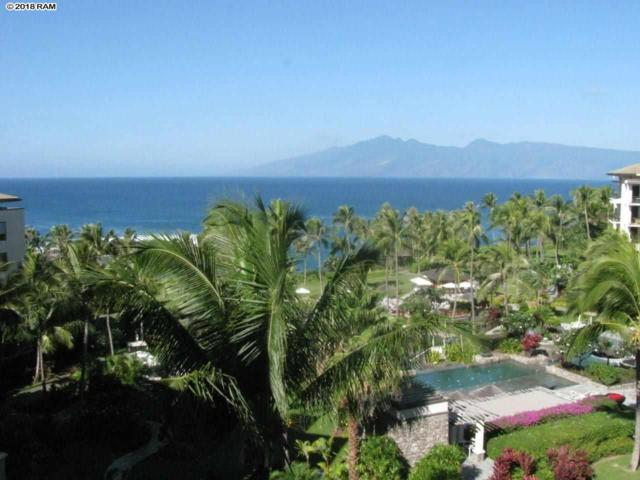 1 Bay Dr #3604, Lahaina, HI 96761 (MLS #381141) :: Elite Pacific Properties LLC