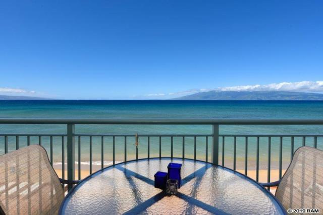 3765 Lower Honoapiilani Rd #305, Lahaina, HI 96761 (MLS #381184) :: Maui Estates Group