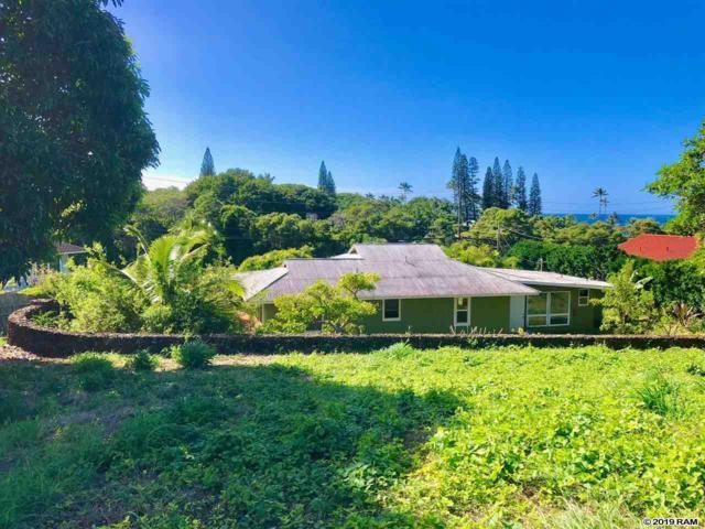 5106 Lower Honoapiilani Rd, Lahaina, HI 96761 (MLS #381199) :: Maui Estates Group