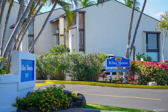 2747 S Kihei Rd C005, Kihei, HI 96753 (MLS #381208) :: Elite Pacific Properties LLC