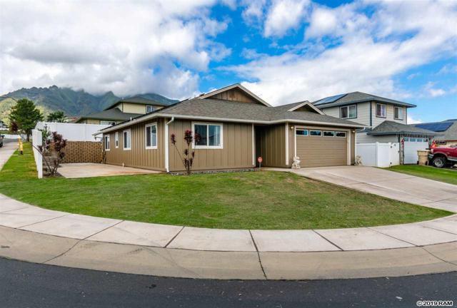124 E Makahakaha Loop #334, Wailuku, HI 96793 (MLS #381209) :: Elite Pacific Properties LLC
