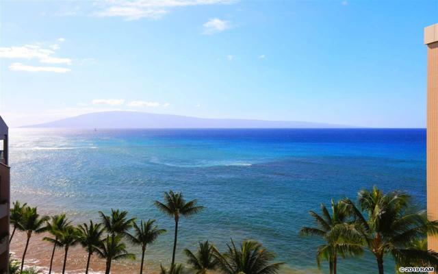 4327 Lower Honoapiilani Rd #1001, Lahaina, HI 96761 (MLS #381240) :: Maui Estates Group