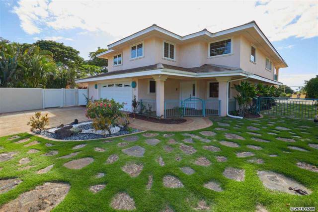 2776 Kauhale St, Kihei, HI 96753 (MLS #381274) :: Elite Pacific Properties LLC