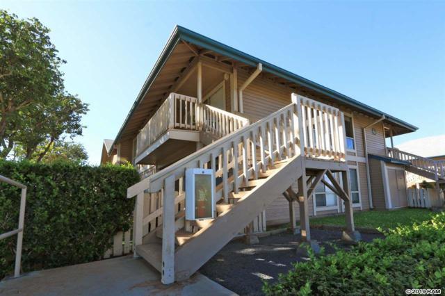 480 Kenolio Rd 19-202, Kihei, HI 96753 (MLS #381289) :: Elite Pacific Properties LLC