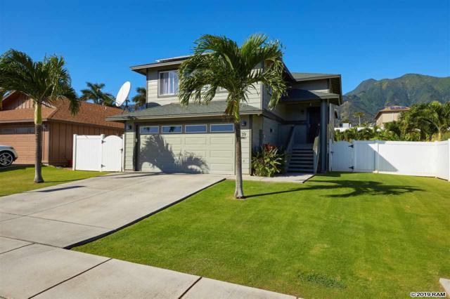 39 W Makahakaha Loop Lot 302, Wailuku, HI 96793 (MLS #381291) :: Elite Pacific Properties LLC